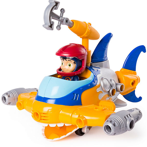 Игрушка Spin Master Rusty Rivets построй машину героя