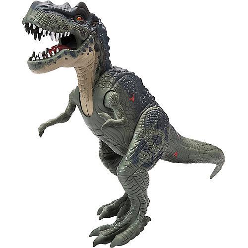Подвижная фигура Chapmei Тираннозавр Рекс, свет/звук