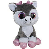 Мягкая игрушка Lumo Stars Оленёнок Poro 15 см., серый