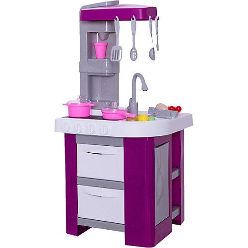 """Игрушечная кухня ABtoys """"Помогаю маме"""", 44 предмета от ABtoys"""