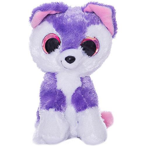 Мягкая игрушка Lumo Stars Волк Susi 15 см., фиолетовый от Lumo Stars