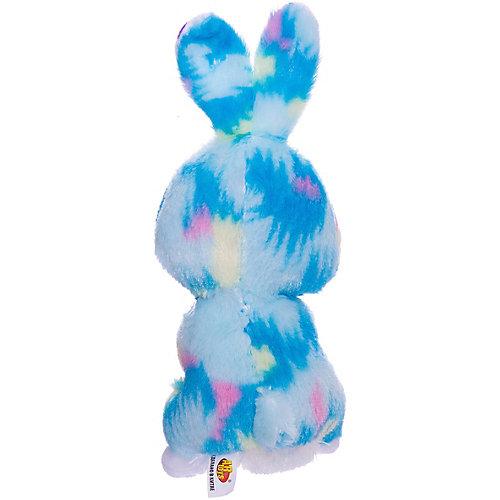Мягкая игрушка ABtoys Кролик 15 см, голубой от ABtoys