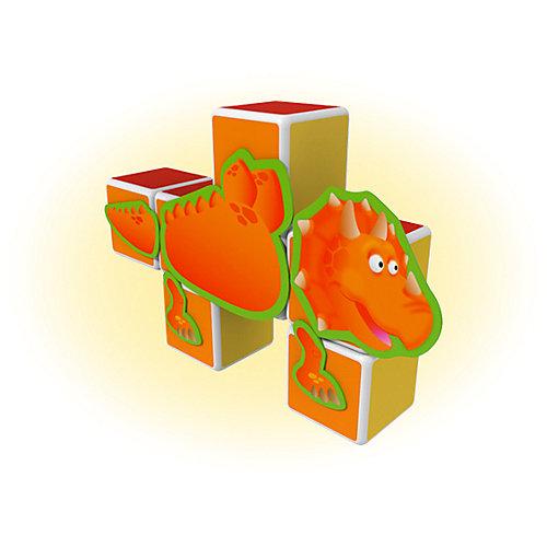 """Конструктор магнитный Geomag """"MagiCube"""" Динозавры, 24 детали от Geomag"""