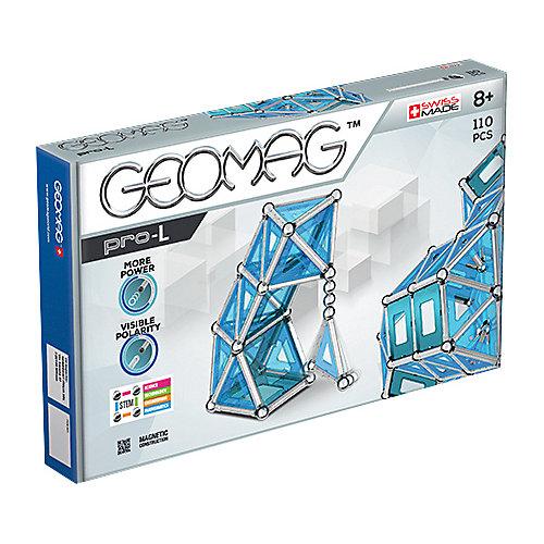 Конструктор магнитный Geomag Pro-L, 110  деталей от Geomag