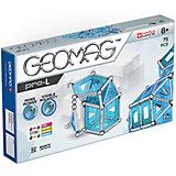 Конструктор магнитный Geomag Pro-L, 75  деталей
