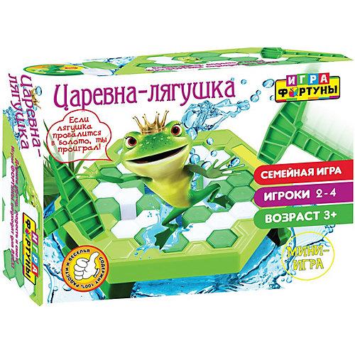 """Настольная мини-игра Игра фортуны """"Царевна-лягушка"""""""