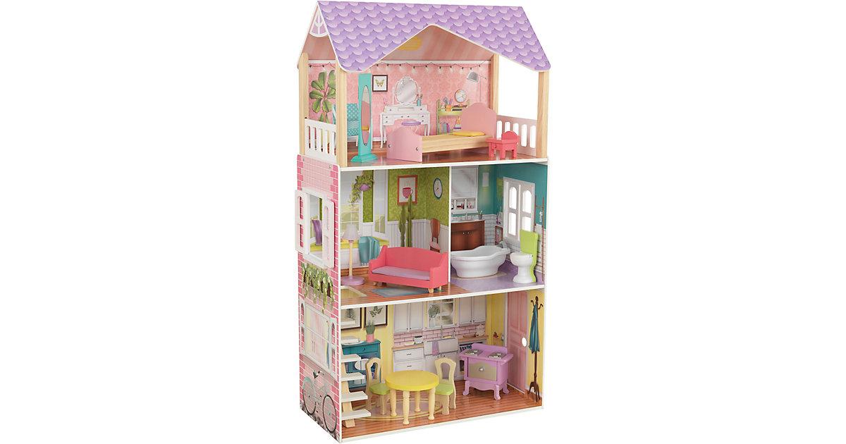 KidKraft · Poppy Puppenhaus aus Holz