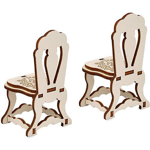 Набор мебели Одним прекрасным утром «Два стула», коллекция «Барокко» от ЯиГрушка