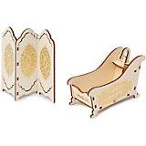 Набор мебели Одним прекрасным утром «Ванная комната», коллекция «Барокко», 2 предмета