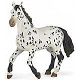 Фигурка PaPo Черная апалузская лошадь