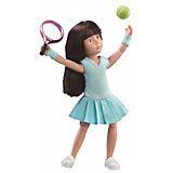 Кукла Kruselings Луна теннисистка, 23 см