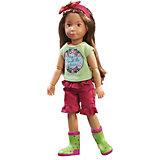 Кукла Kruselings София садовница, 23 см