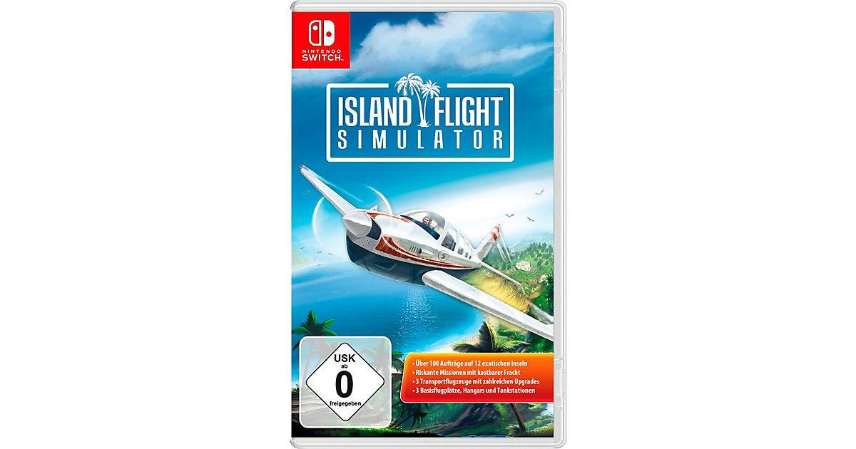 Nintendo Switch Island Flight Simulator