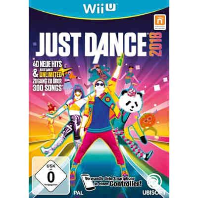 Wii U Just Dance 2018 Ak Tronic Mytoys