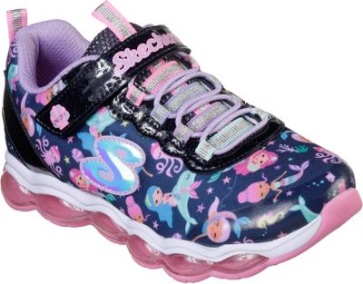 Sneakers low Blinkies GLIMMER LIGHTS SEA GLOW für Mädchen
