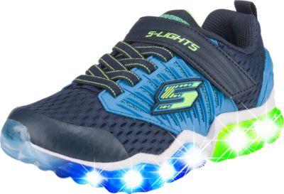 Sneakers low Blinkies RAPID FLASH UPROAR für Jungen, SKECHERS