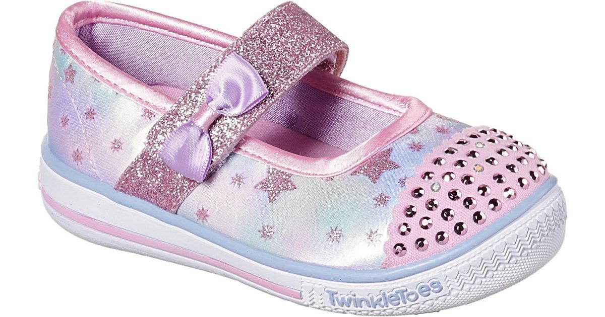 Skechers · Ballerinas Blinkies TWINKLE PLAY STARRY SPARKS Gr. 28 Mädchen Kleinkinder