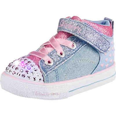 new styles 03f0e 6ce69 Sneakers high Blinkies SHUFFLE LITE DAINTY DENIMS für Mädchen ...