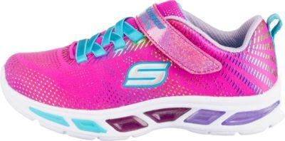 Shop Skechers Girls' S Lights Litebeams Gleam N' Dream