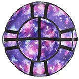 Тюбинг Hubster Люкс Pro Галактика, 90 см