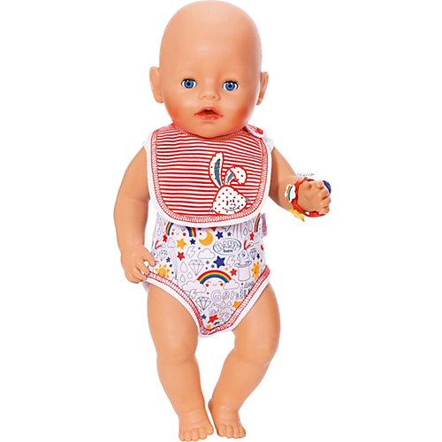 Одежда для куклы Zapf Creation Baby Born Супер набор, делюкс от Zapf Creation