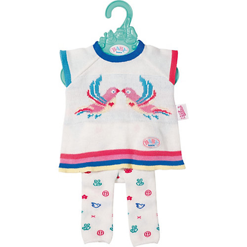 Одежда для куклы Zapf Creation Baby Born Трикотажный костюм от Zapf Creation