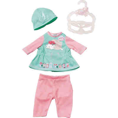 My Little Baby Annabell® Baby Outfit Pinke Hose 36cm, Puppenkleidung