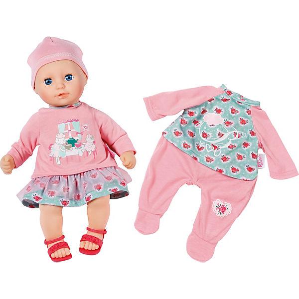 48cff0a43cd156 Exklusiv My Little Baby Annabell® Babypuppe und Kleidung 36cm,  Puppenkleidung