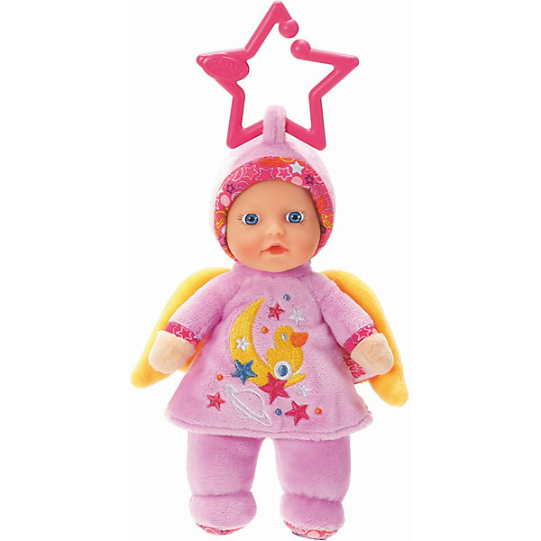 BABY born® for babies Engel, 18 cm - Rosa
