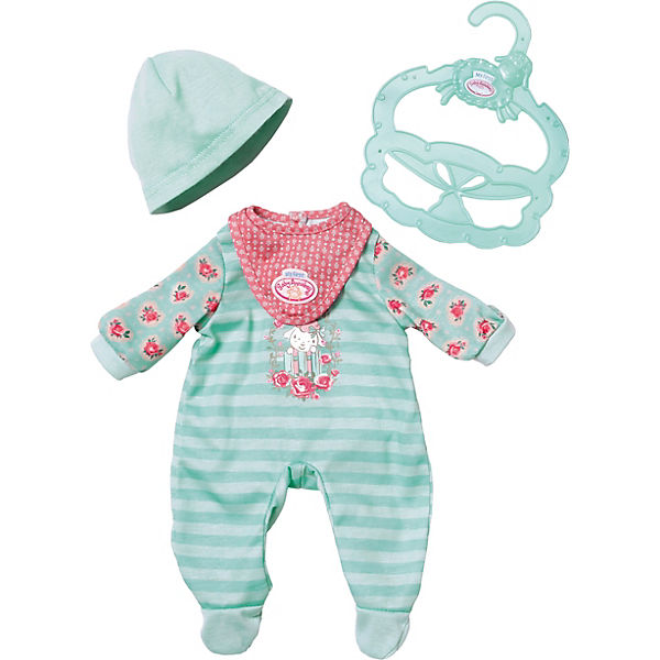My First Baby Annabell® Little Cozy Outfit Strampler 36cm, Puppenkleidung