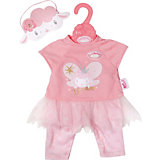 Одежда для куклы Zapf Creation Baby Annabell Пижама Феечка