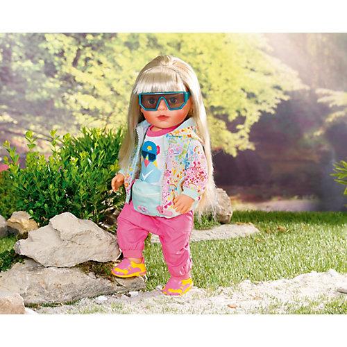 """Одежда для куклы Zapf Creation Baby born """"Делюкс"""", для велосипедной прогулки от Zapf Creation"""