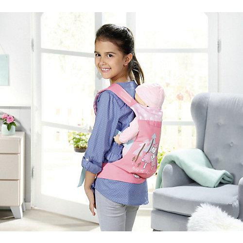 Сумка-кенгуру для куклы Zapf Creation Baby Annabell от Zapf Creation