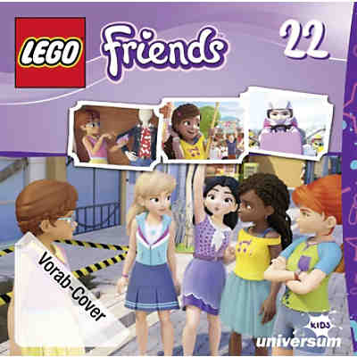 CD LEGO Friends 22