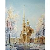 "Картина по номерам Molly ""Санкт- петербург"" Адмиралтейство, 40х50 см"