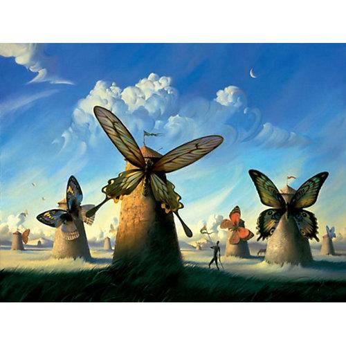 """Картина по номерам Molly """"Сальвадор Дали"""" Бабочки, 40х50 см от Molly"""