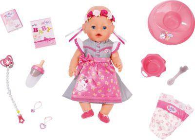 Zapf BABY born® Soft Touch Dirndl Edition Babypuppen & Zubehör
