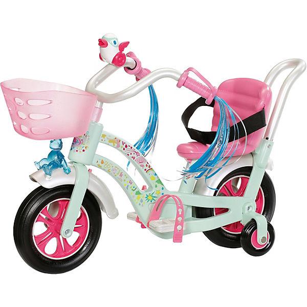 Baby Born Play Fun Fahrrad Puppenzubehor Baby Born Mytoys