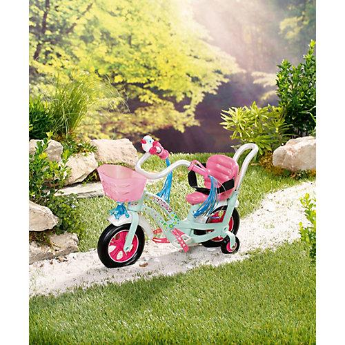 Велосипед для куклы Zapf Creation Baby born от Zapf Creation