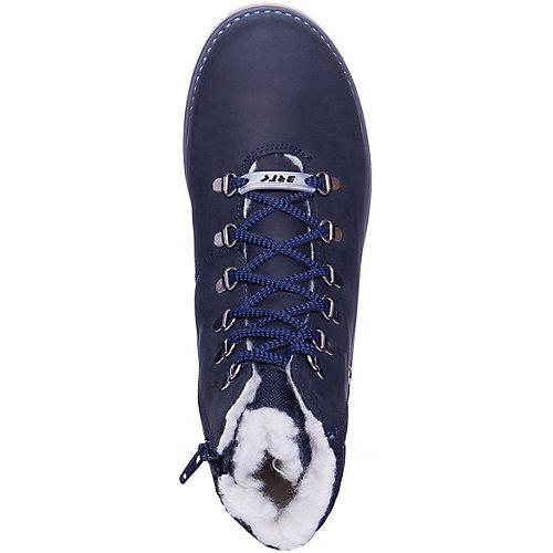 Утепленные ботинки Bartek - темно-синий от Bartek