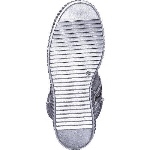 Утепленные сапоги Bartek - серебряный от Bartek
