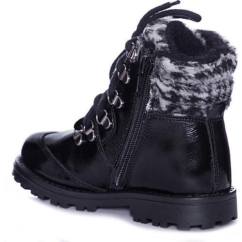 Утепленные ботинки Bartek - черный от Bartek