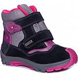 Утепленные ботинки Bartek