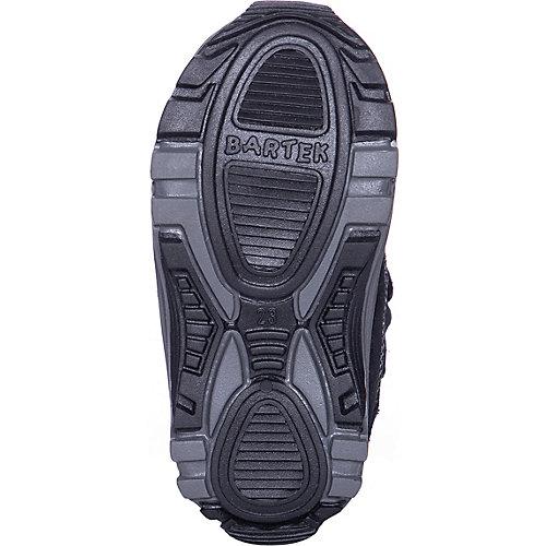 Утепленные ботинки Bartek - черный/серый от Bartek