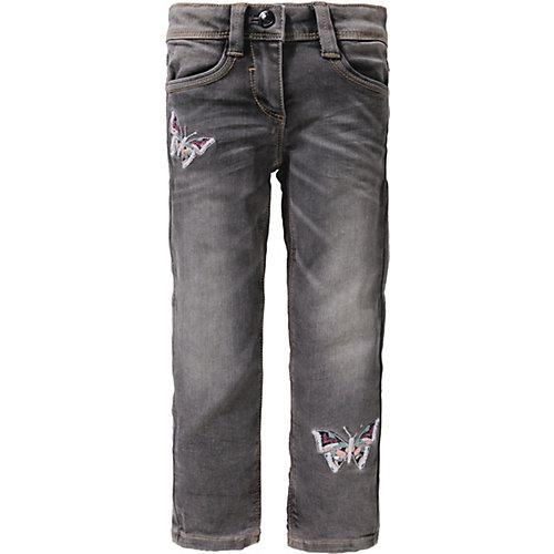 S.Oliver,s.Oliver Jeans Slim Fit , Bundweite REG Gr. 122 Mädchen Kinder   04055268926216