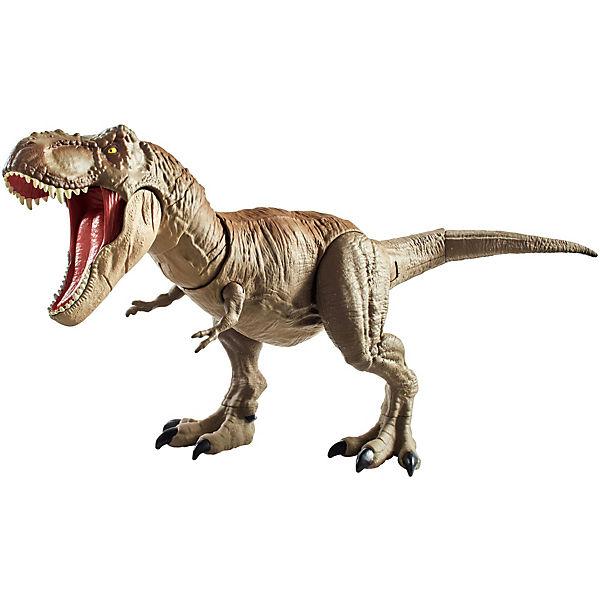 "Игровая фигурка Jurassic World ""Двойной удар"" Ти-Рекс"