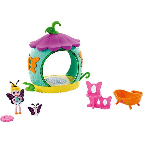 """Игровой набор Enchantimals """"Домик букашек"""" Бакси Бабочка и ванная от Mattel"""