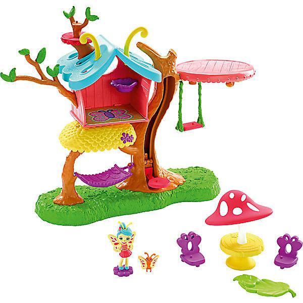 """Игровой набор Enchantimals """"Домик бабочек"""" Клубный дом Бакси Бабочки"""