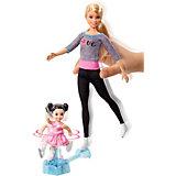 """Игровой набор Barbie """"Спортивная карьера"""" Катание на коньках"""