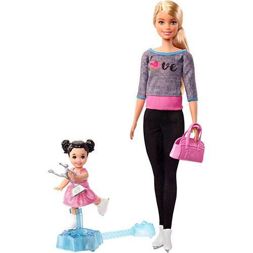 """Игровой набор Barbie """"Спортивная карьера"""" Катание на коньках от Mattel"""